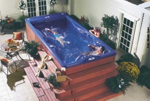 Schwimm Spas(s)