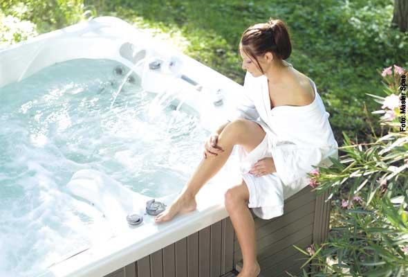 Rückzugsort - auch Alleinsein kann schön sein. Beim Relaxen unter freiem Himmel kann man so vollkommen abschalten.