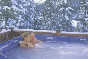 Whirlpool, Winter, Isolierung