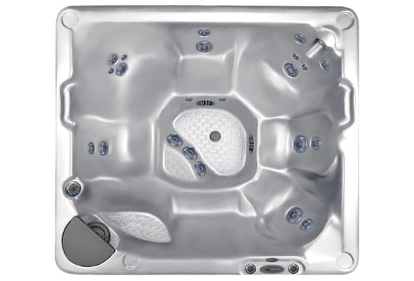 Whirlpool Beachcomber Hot Tubs 360 Draufsicht