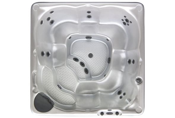 Whirlpool Beachcomber Hot Tubs 380 Draufsicht