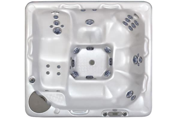 Whirlpool Beachcomber Hot Tubs 725 Draufsicht