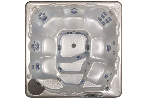 Whirlpool Beachcomber Hot Tubs 738 Draufsicht
