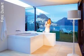 Kombiniert: Whirlpool und Badewanne
