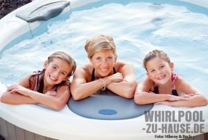 Whirlpools rund, schön & gesund