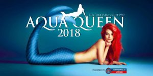 Whirlpools World One sucht die Aqua Queen 2018
