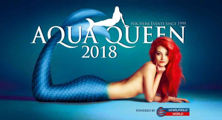 Whirlpools World One sucht die Aqua Queen 2018