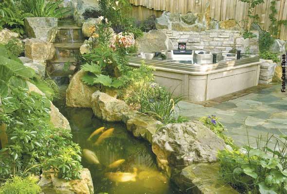 Sparadiesisch - das tropische Refugium im Garten